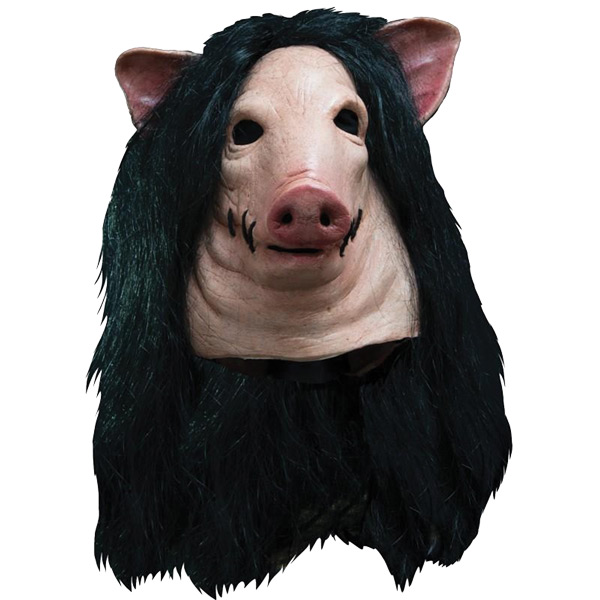 Featured Image for Saw Pig Mask