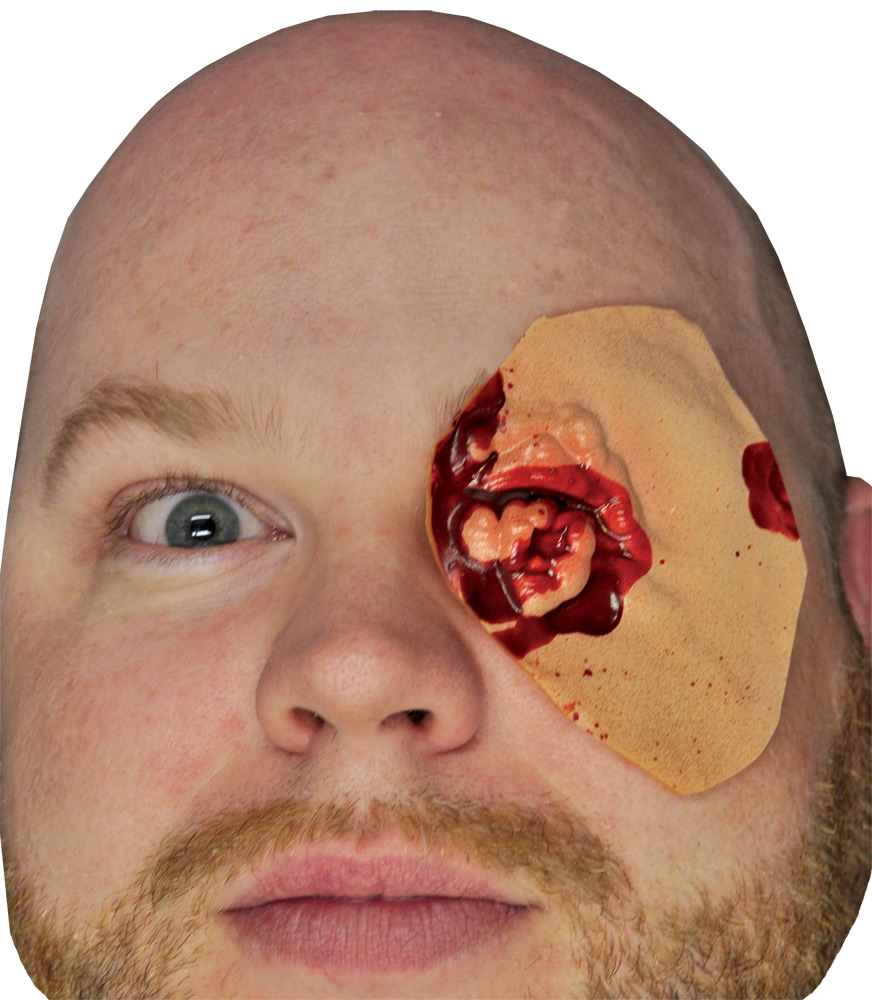 Featured Image for Plucked Eye Prosthetic