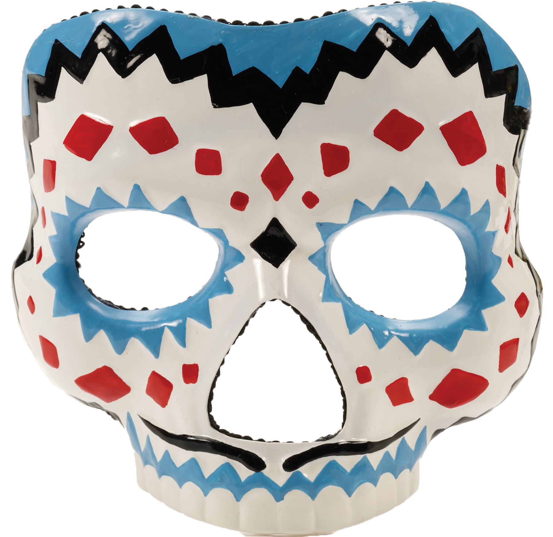 Featured Image for Day Of The Dead Male Mask