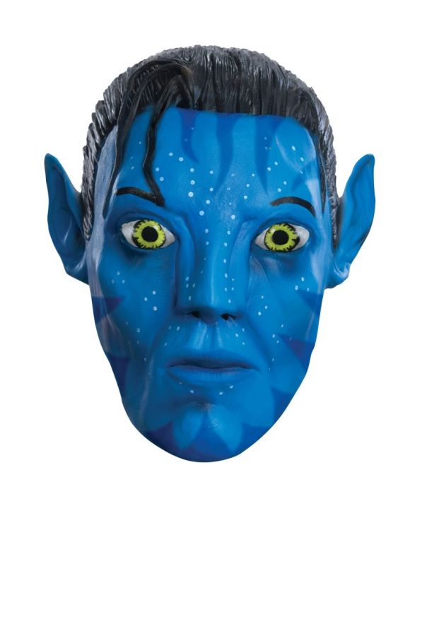 Featured Image for Avatar Jake 3/4 Mask