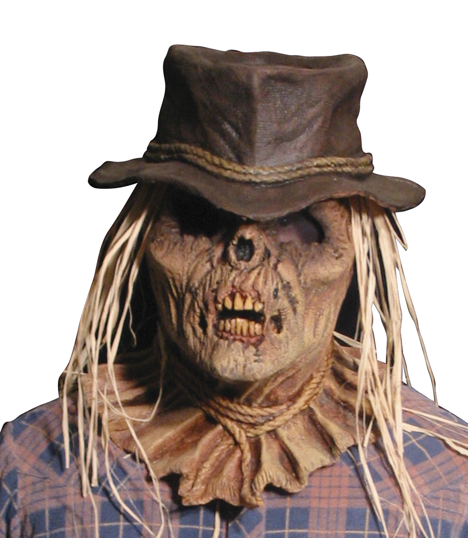 Featured Image for Zombie Scarecrow Mask