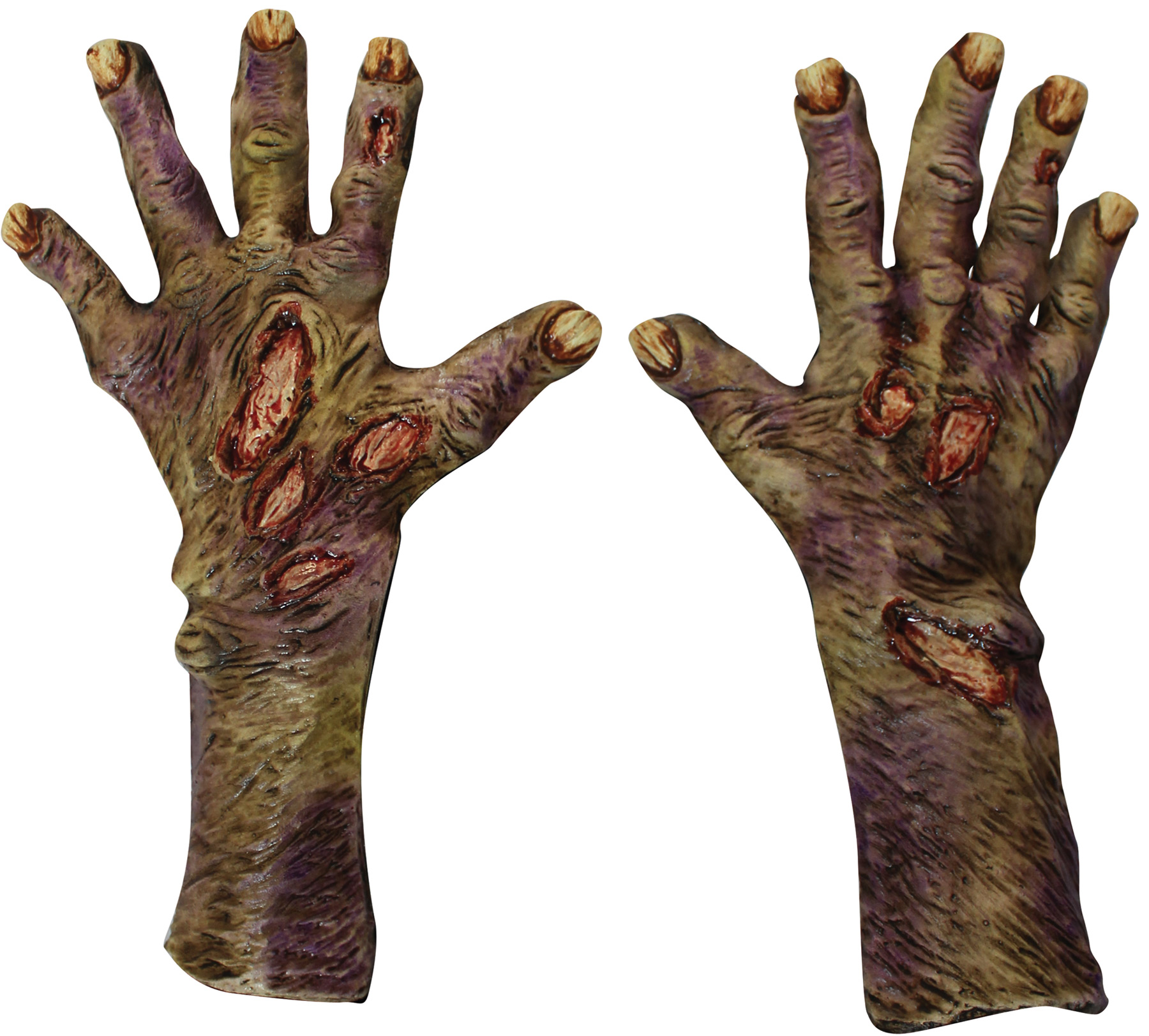 Featured Image for Zombie Rotted Large Latex Glov