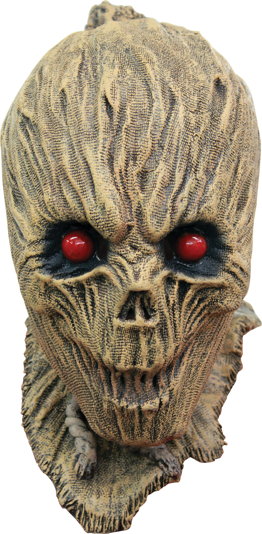 Featured Image for Shrunken Scarecrow Latex Mask