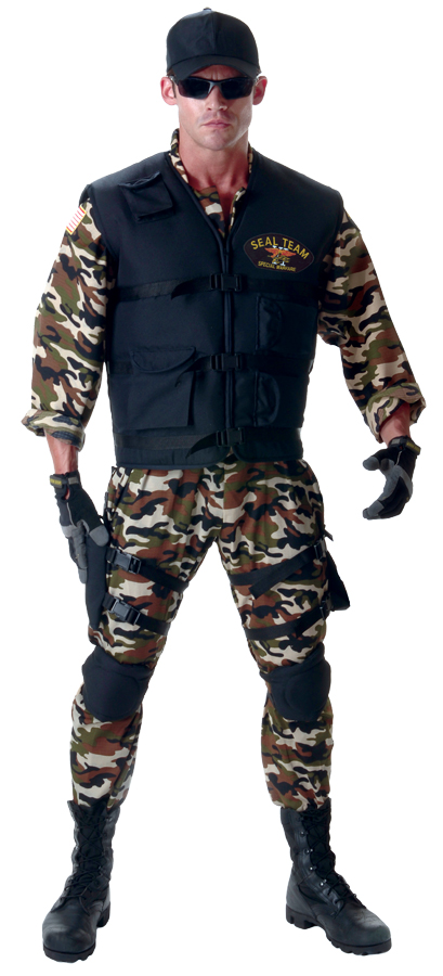 Featured Image for Seal Team Deluxe Adult 42-46