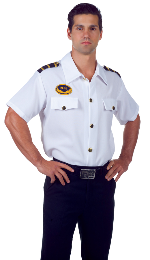 Featured Image for Pilot Shirt Adult Xl